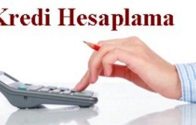 Kredi Hesaplama Programı