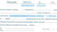 İstanbul Senetle Borç Para Verenler